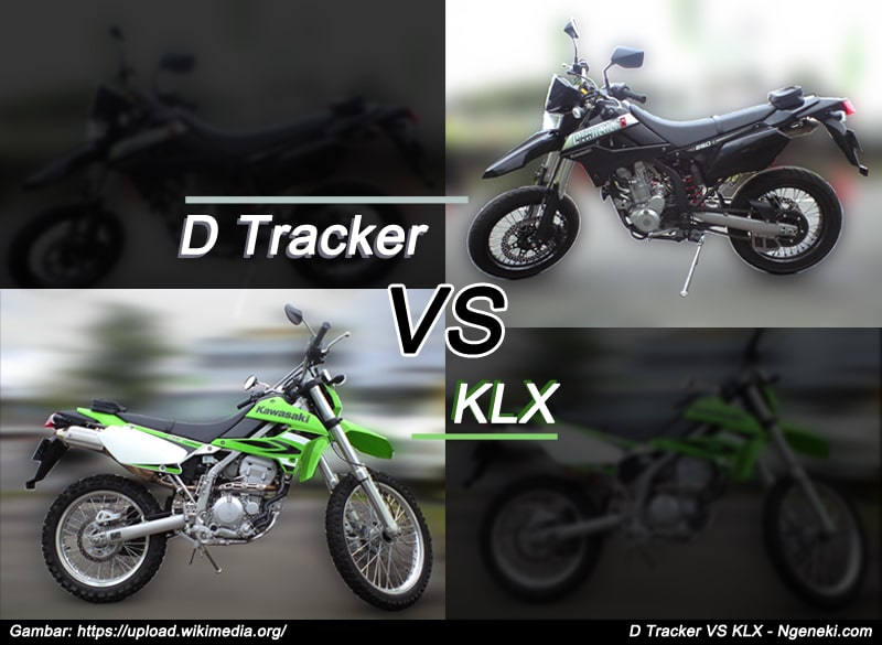 D-Tracker VS KLX
