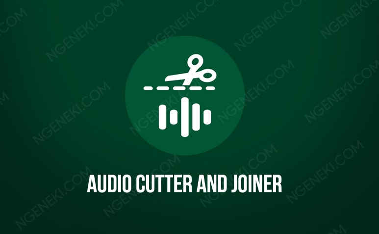Audio Cutter and Joiner