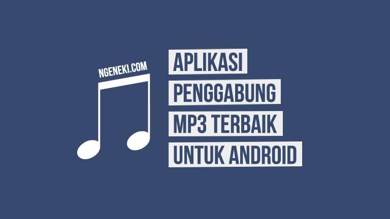 aplikasi penggabung MP3 Android